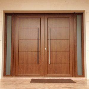 ¿Qué son las puertas de PVC?